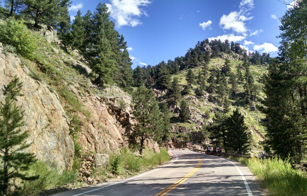 Lefthand Canyon Drive
